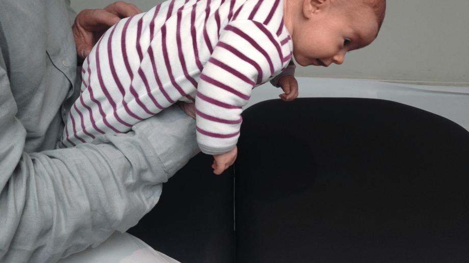 comment retourner mon bebe